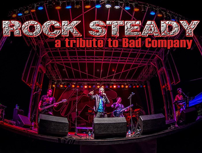Rock Steady: A Tribute to Bad Company